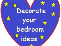 decorate bedrooms ideas